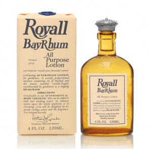 Shop MENS | Royall Lyme | Bay Rhum Natural Spray at Rose St Trading Co