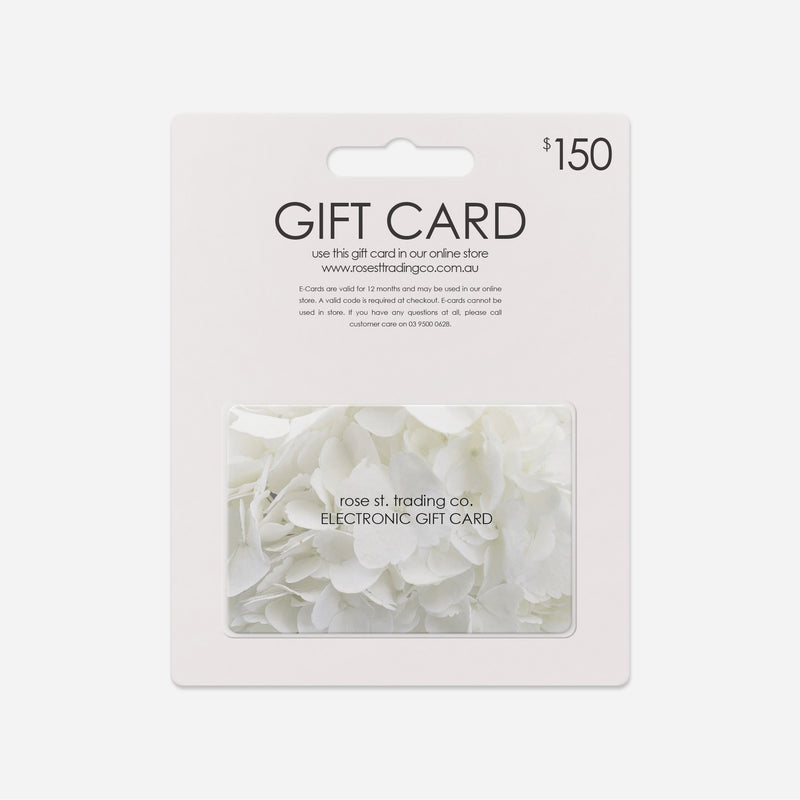 Shop RSTC Online Shopping Gift Card at Rose St Trading Co