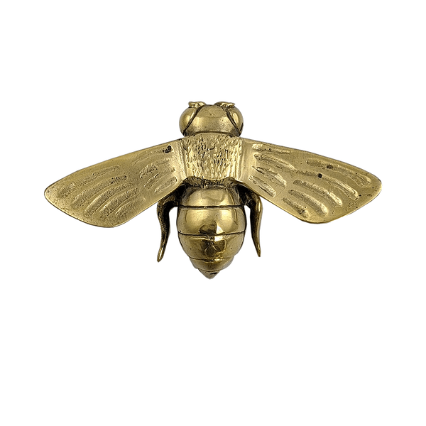 Shop Brass Bumble Bee | Large at Rose St Trading Co