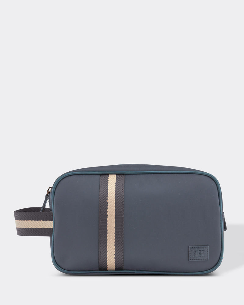 Shop Lucas Mens Toiletry Bag | Smoke at Rose St Trading Co