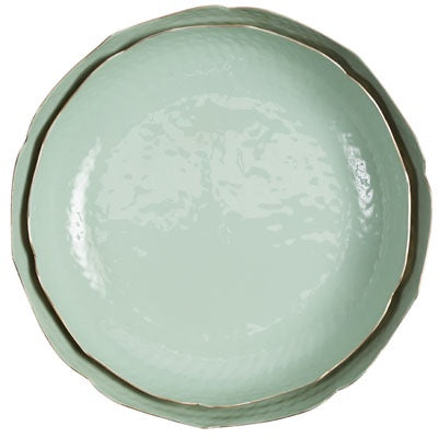 Shop Bazaar Fleur Bowl - Mint at Rose St Trading Co
