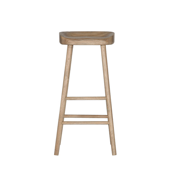Shop Oak Bar Stool at Rose St Trading Co