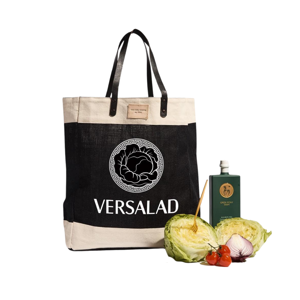 Shop Market Bag - Versalad at Rose St Trading Co