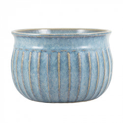 Shop Denim Planter Pot - Small at Rose St Trading Co