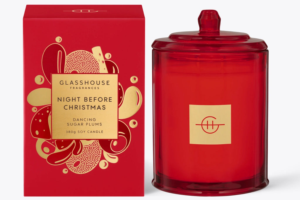 Shop Night Before Christmas Candle | 380g at Rose St Trading Co