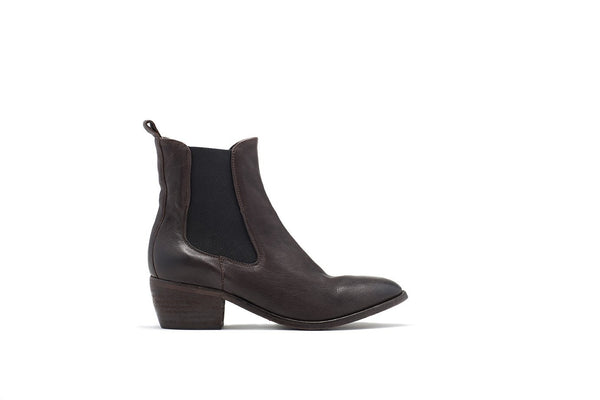 Shop June Pull On Leather Boot at Rose St Trading Co