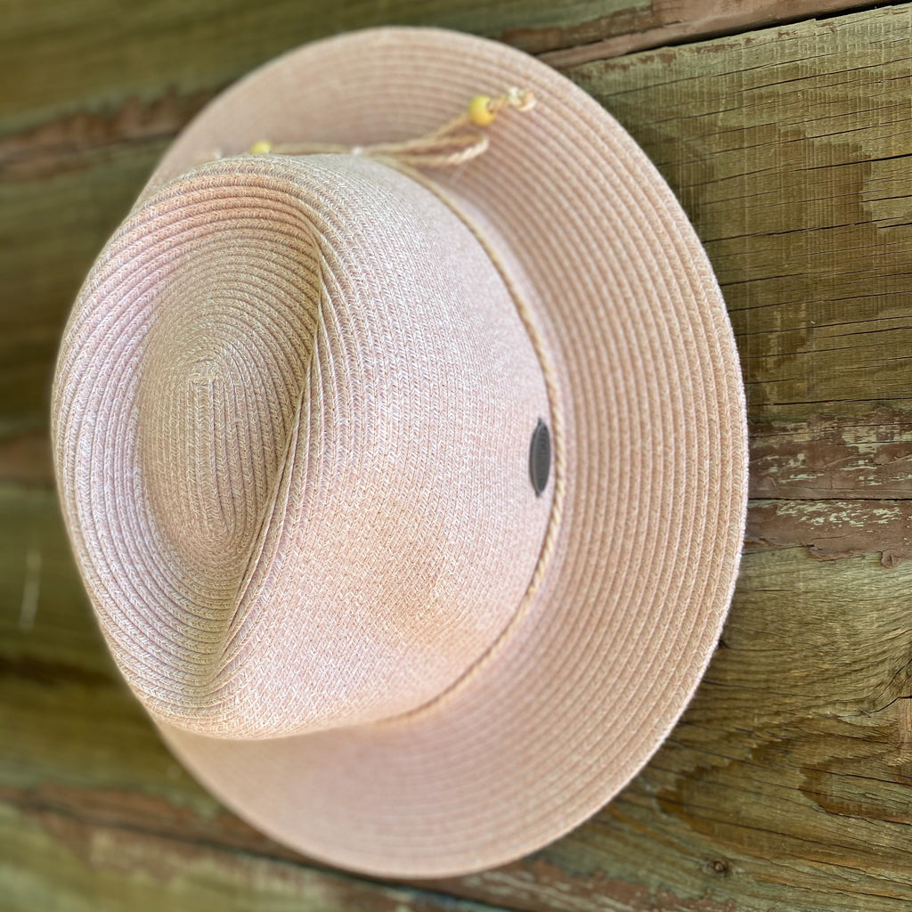 Shop Flexibraid Avoca Fedora | Old Rose at Rose St Trading Co