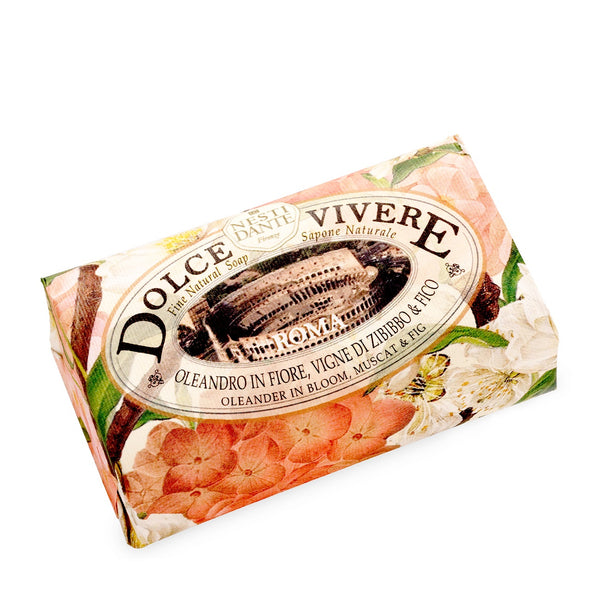 Shop Dolce Vivere Soap | Roma at Rose St Trading Co