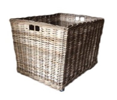 Shop Rollaway Basket at Rose St Trading Co