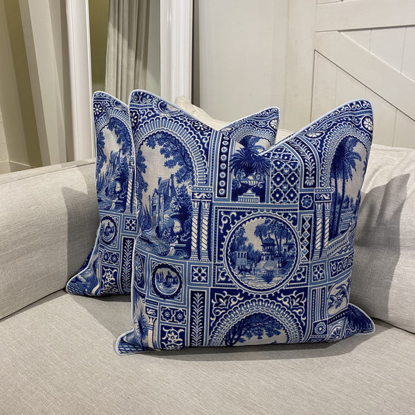 Shop Forgotten City Cushion at Rose St Trading Co