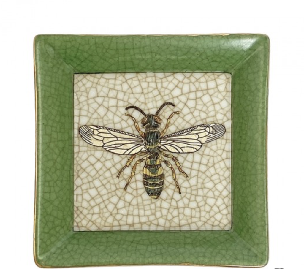 Shop Bee Plate at Rose St Trading Co