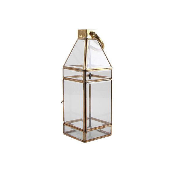 Shop Brass Lantern Small at Rose St Trading Co
