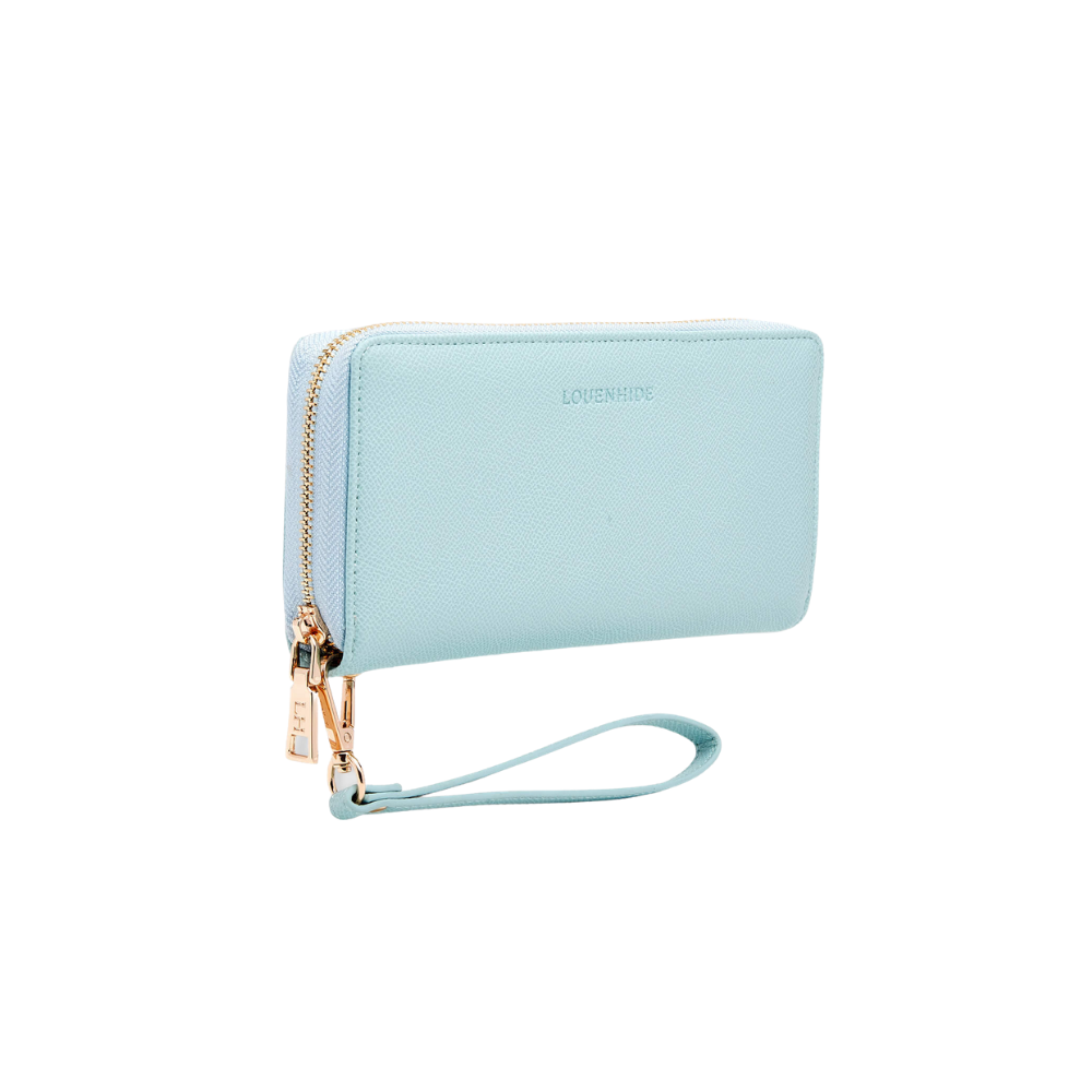 Shop Jessica Wallet | Mint at Rose St Trading Co