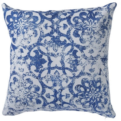 Shop Talua Swirl Cushion - 50 x 50cm at Rose St Trading Co