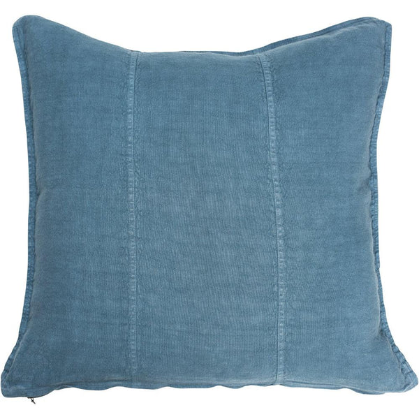 Shop Luca Cushion | Blue Azure at Rose St Trading Co
