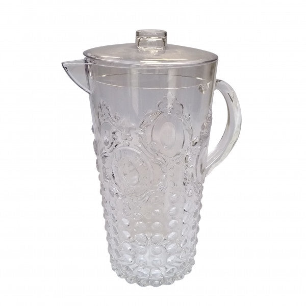 Shop Acrylic Pitcher Gemstone | Clear at Rose St Trading Co