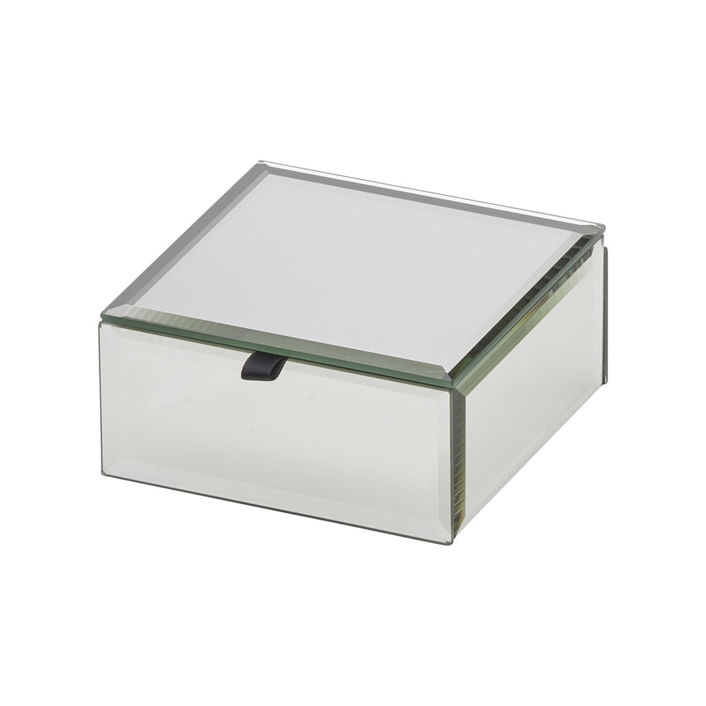 Shop Jewellery Box - Florence Mirror Small at Rose St Trading Co