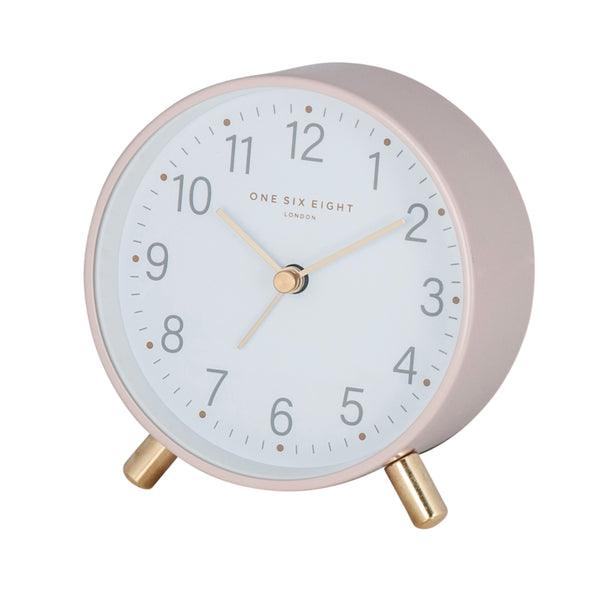 Shop Maisie Blush Alarm Clock at Rose St Trading Co