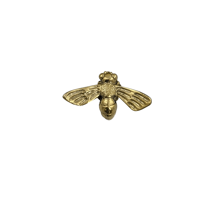 Shop Brass Bumble Bee | Small at Rose St Trading Co
