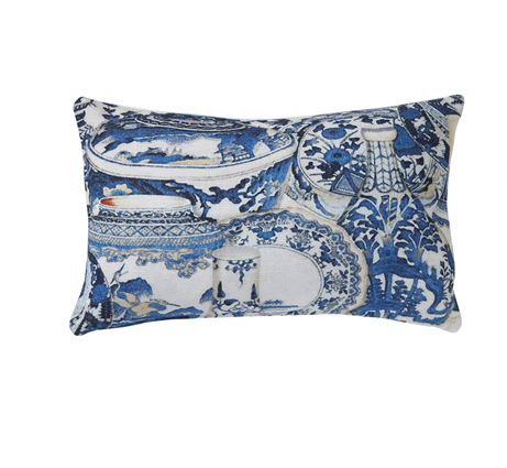 Shop Orient Cushion - 30x50cm at Rose St Trading Co