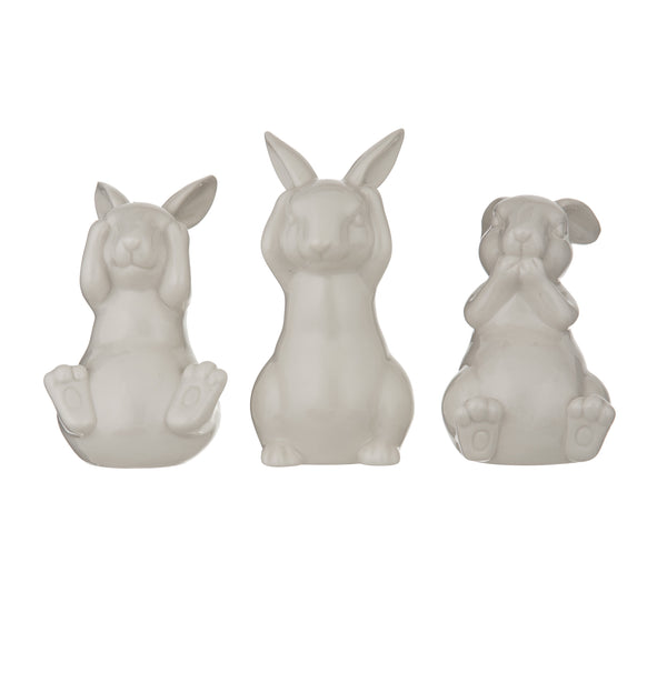 Shop Cheeky Bunnies Set 3 at Rose St Trading Co