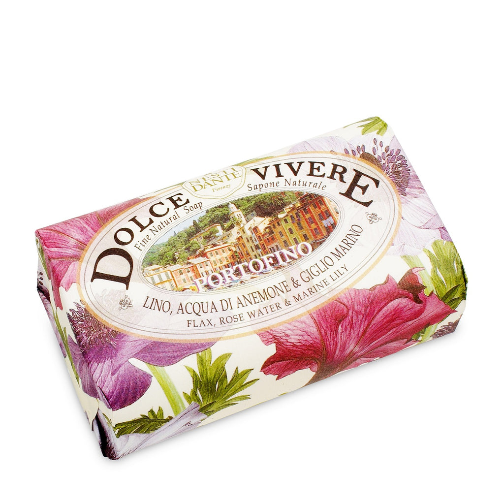 Shop Dolce Vivere Soap | Portofino at Rose St Trading Co