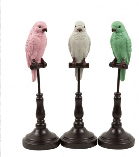 Shop Ornth Small Birds Multi Coloured at Rose St Trading Co