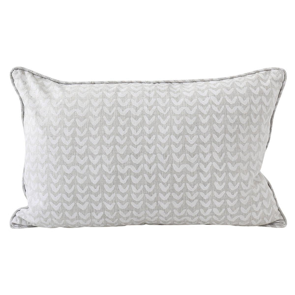 Shop Nullabor Chalk Linen Cushion at Rose St Trading Co