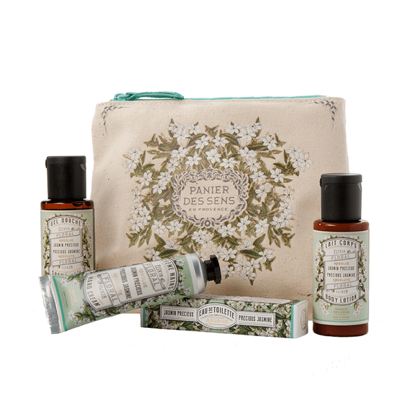 Shop Precious Jasmine Travel Gift Set at Rose St Trading Co