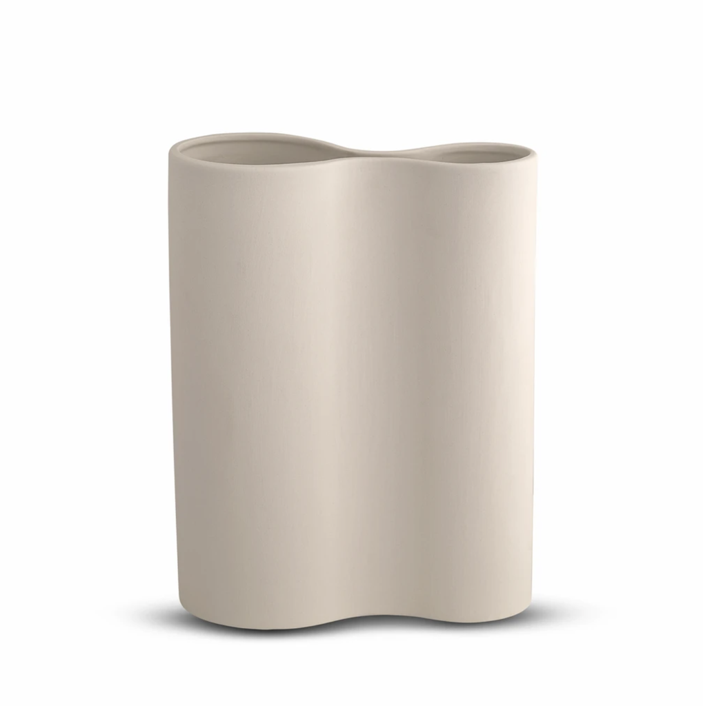 Shop Smooth Infinity Vase Nude (M) at Rose St Trading Co