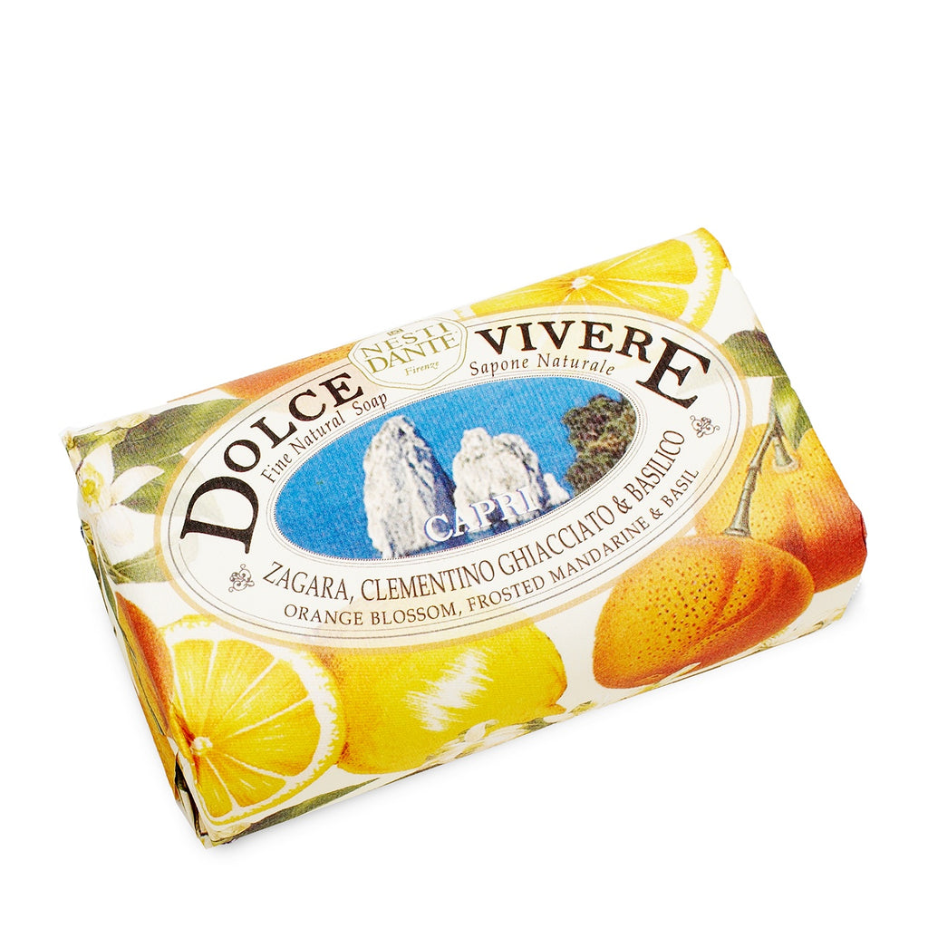 Shop Dolce Vivere Soap | Capri at Rose St Trading Co