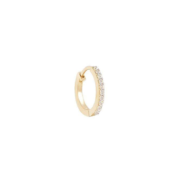 Shop 14kt Gold Celestial Sleepers at Rose St Trading Co