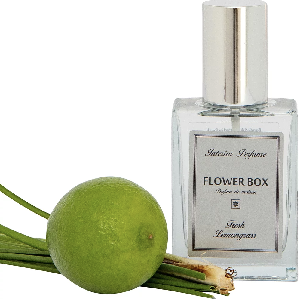 Shop FB Interior Perfume 100ML Fresh Lemongrass at Rose St Trading Co