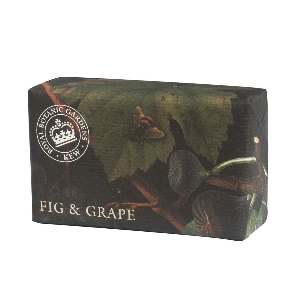 Shop Bar Soap 240g | Fig + Grape at Rose St Trading Co