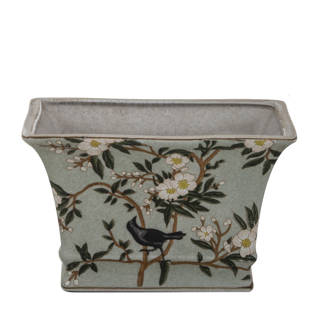 Shop Delilah Rectangular Pot at Rose St Trading Co
