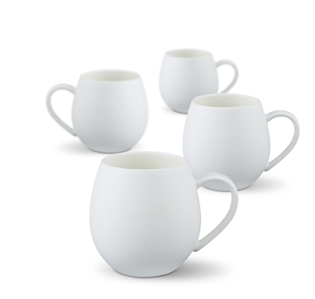 Shop Hug Me Mug - Matte White at Rose St Trading Co