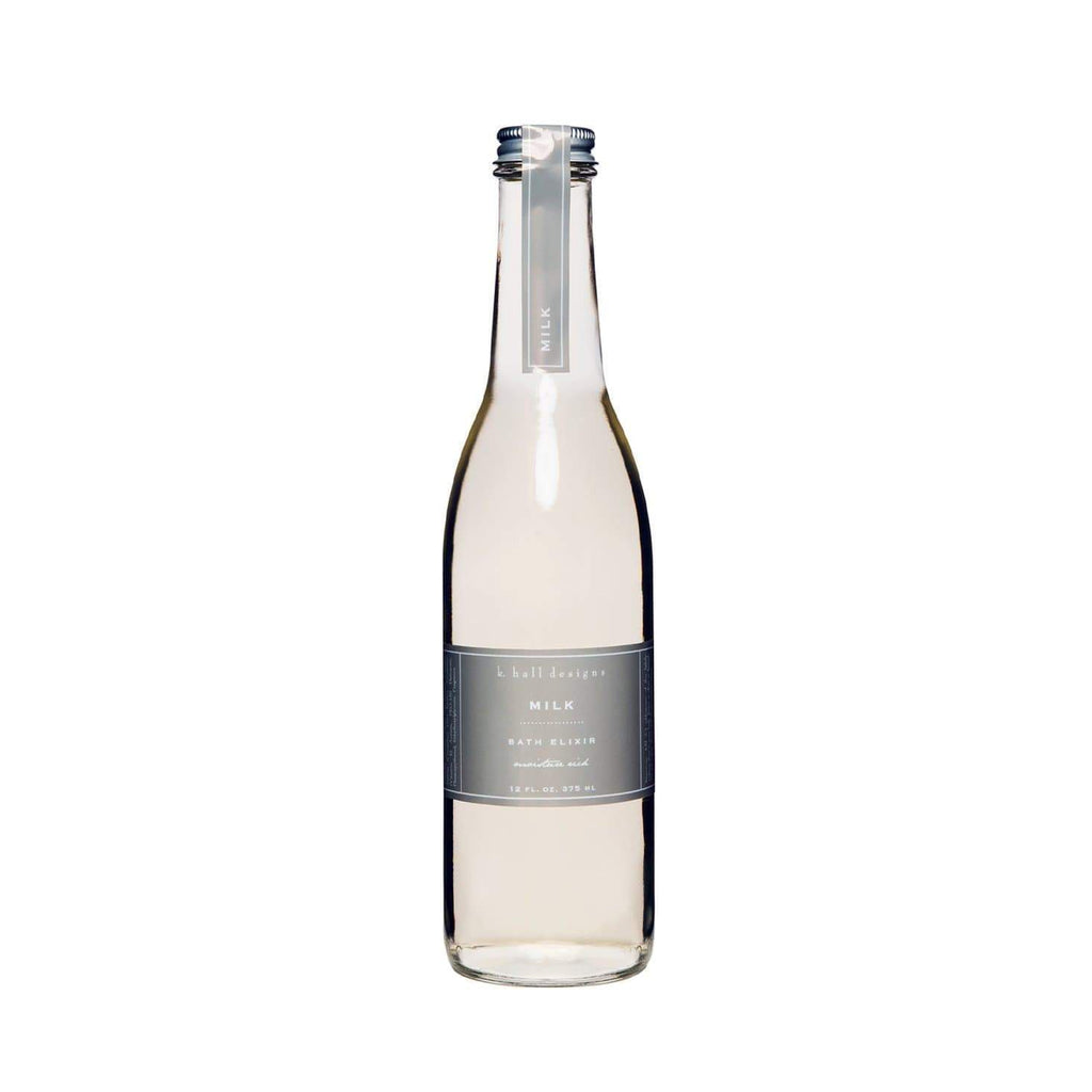 Shop K Hall | Milk Bubble Bath Elixir at Rose St Trading Co