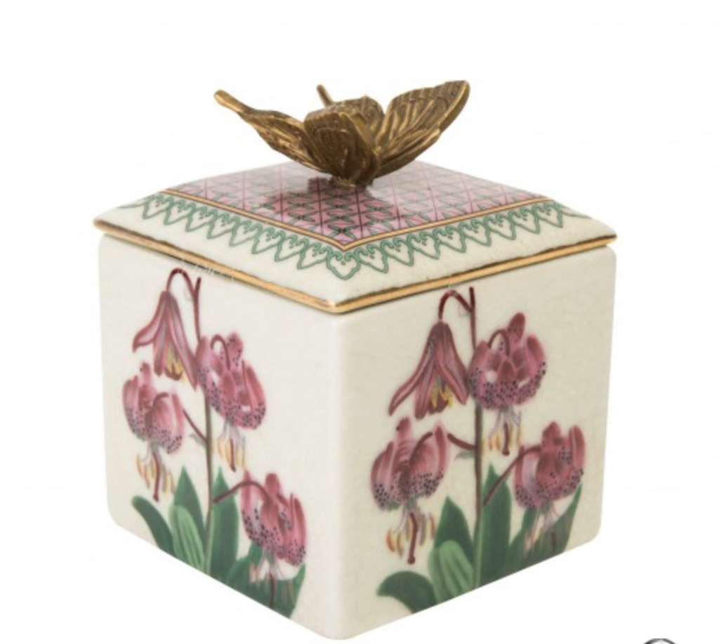 Shop Oriente Trinket Box | Mariposa at Rose St Trading Co
