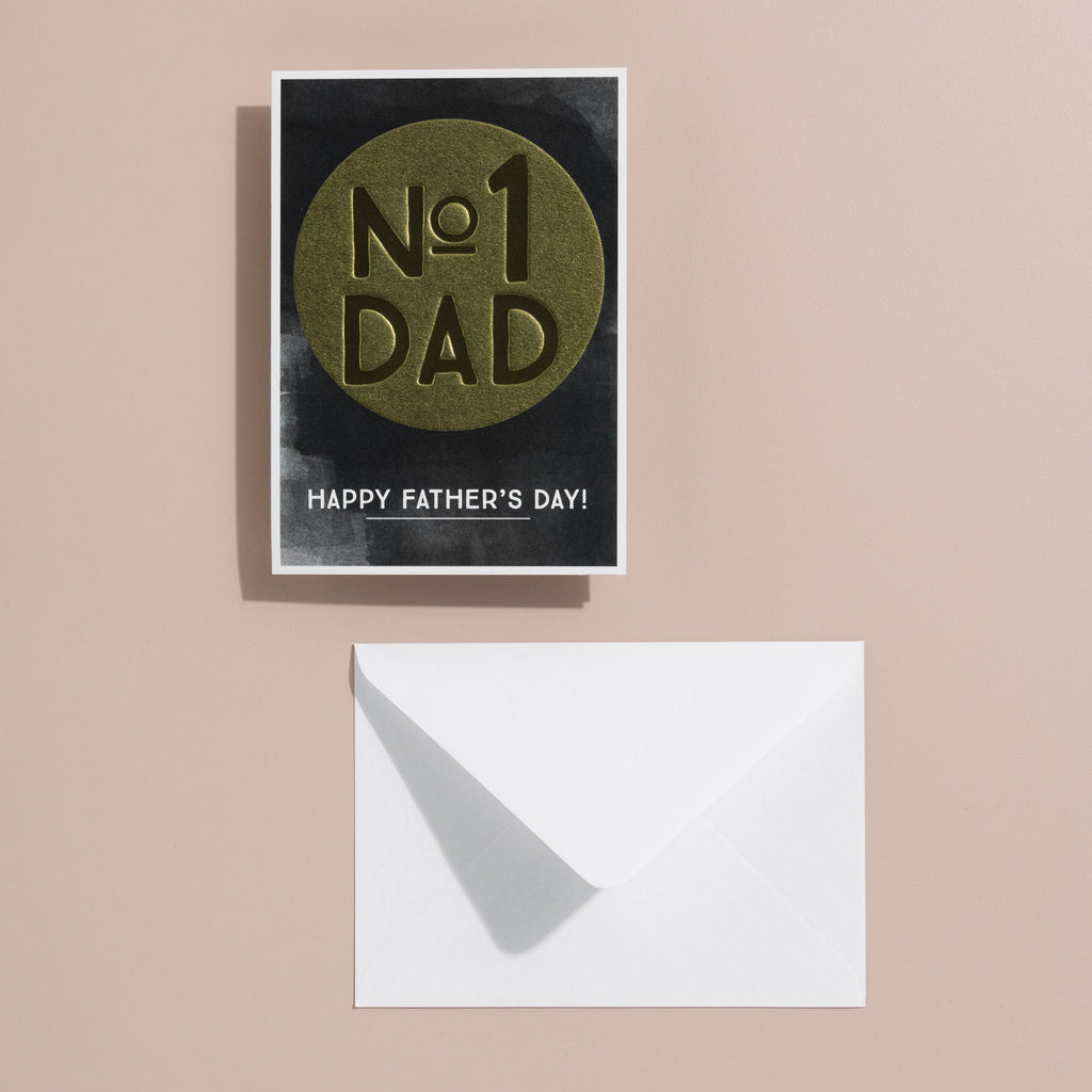 Shop No 1 Dad Card at Rose St Trading Co