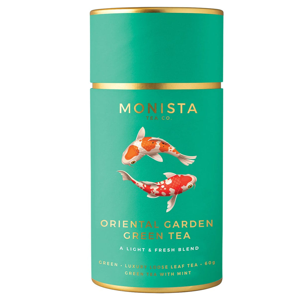 Shop Oriental Garden Green Tea at Rose St Trading Co