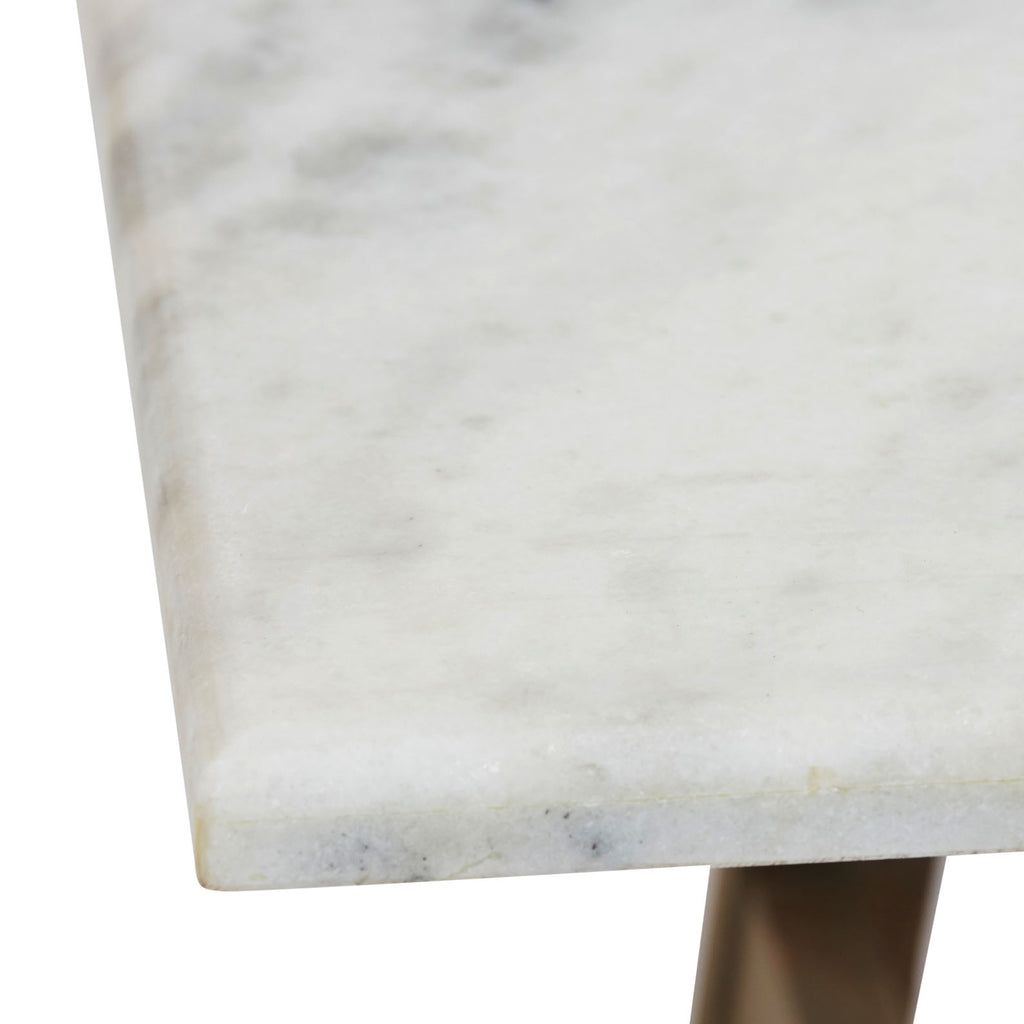 Shop Marble Console | Providence at Rose St Trading Co