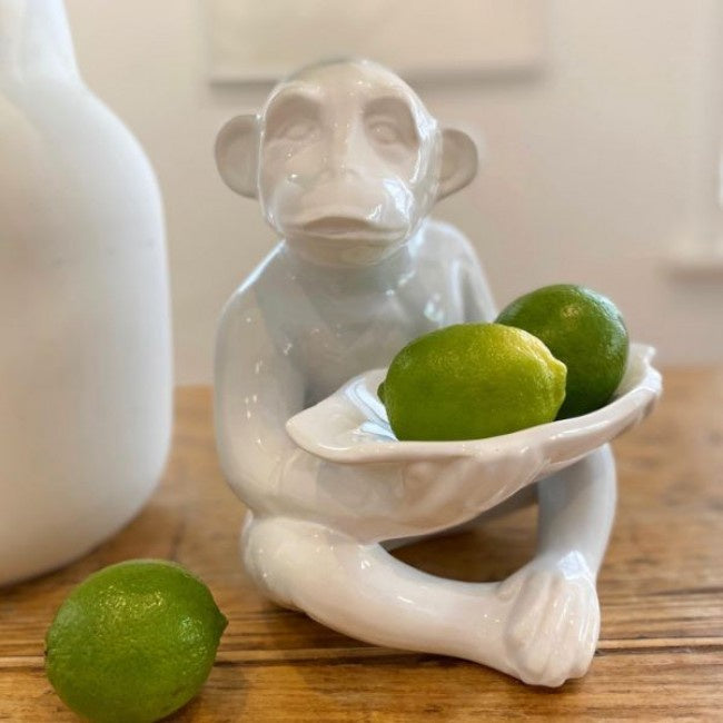 Shop Monkey with Bowl at Rose St Trading Co
