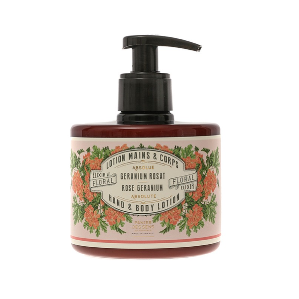 Shop Rose Geranium Body Lotion at Rose St Trading Co