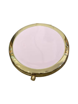 Shop Compact Mirror - Pastel Mauve at Rose St Trading Co