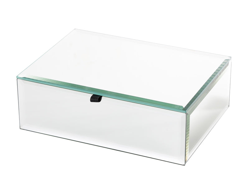 Shop Jewellery Box - Florence Mirror Medium at Rose St Trading Co