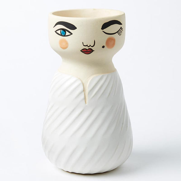 Shop Marilyn Vase - NEW - PREORDER LATE APRIL DELIVERY at Rose St Trading Co