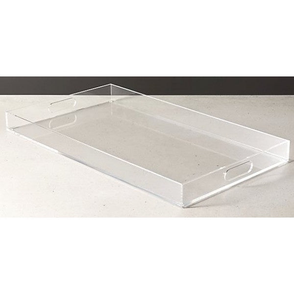 Shop Acrylic Rectangle Tray at Rose St Trading Co