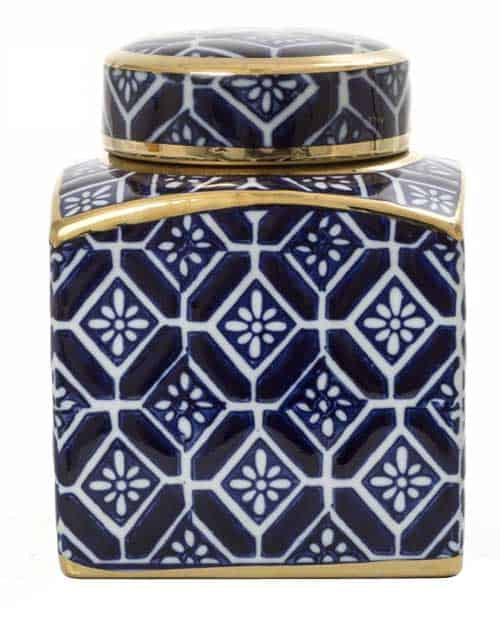 Shop Emperor Square Jar at Rose St Trading Co