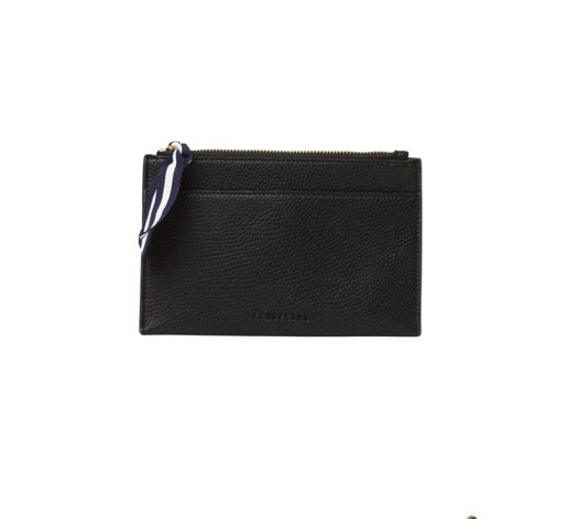 Shop New York Coin PURSE | Black at Rose St Trading Co
