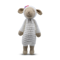 Shop Large Standing Toy | Lamb at Rose St Trading Co